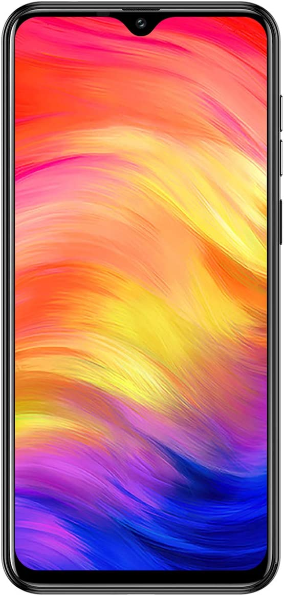"Unlocked Cell phones, Ulefone Note 7 (2020) Android 9.0 Unlocked Smartphones, Triple Rear Camera Triple Card Slots, 6.1"" Waterdrop Full-Screen Dual SIM Phones, 3500mAh, Face Unlock, US Version - Black"