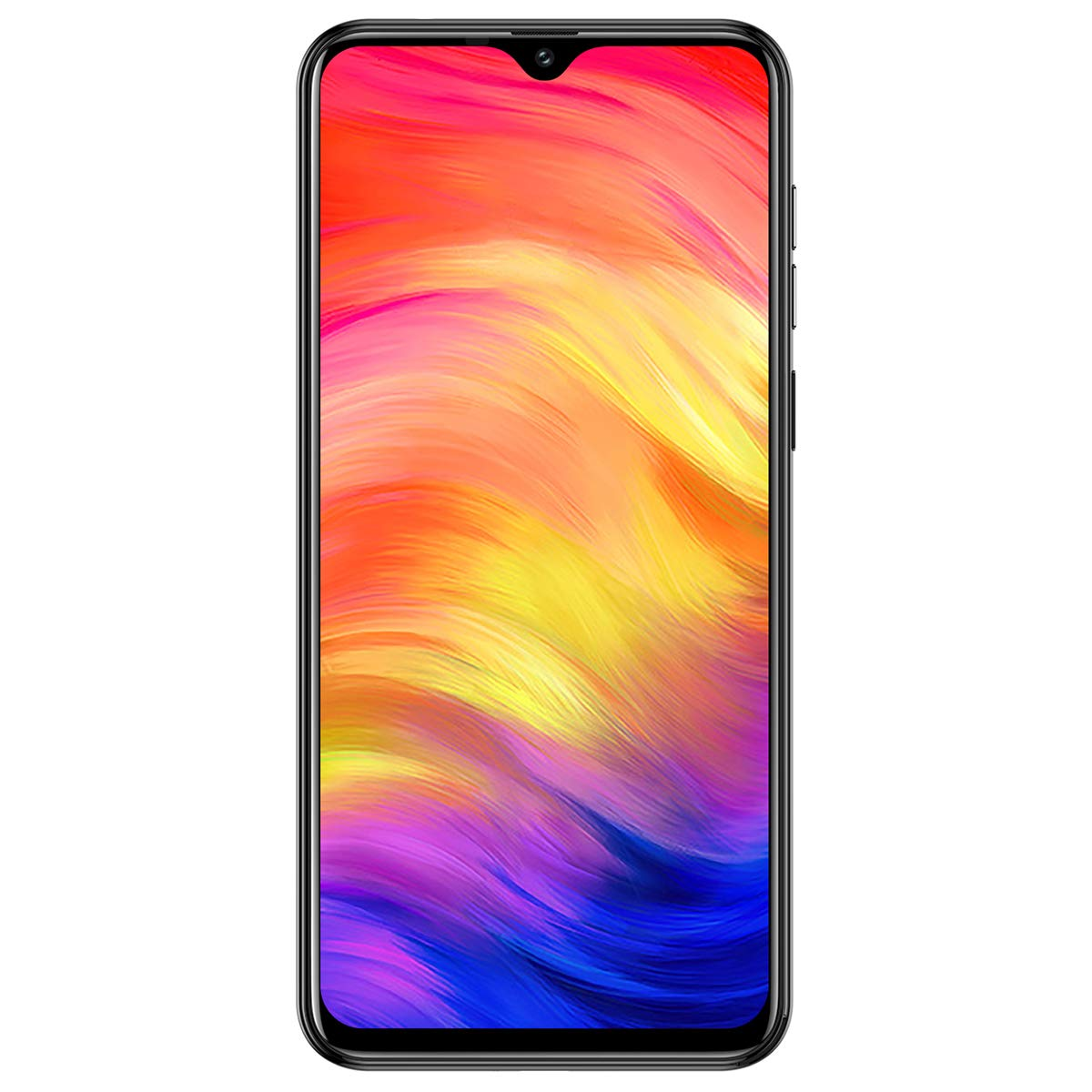 Unlocked Smartphone, Ulefone Note 7 (2019) Triple Rear Camera 3G Unlocked Cell Phones, Triple Card Slots, 6.1'' Waterdrop Full-Screen Dual SIM Android Phone, 3500mAh, Face Unlock, US Version - Black by Ulefone