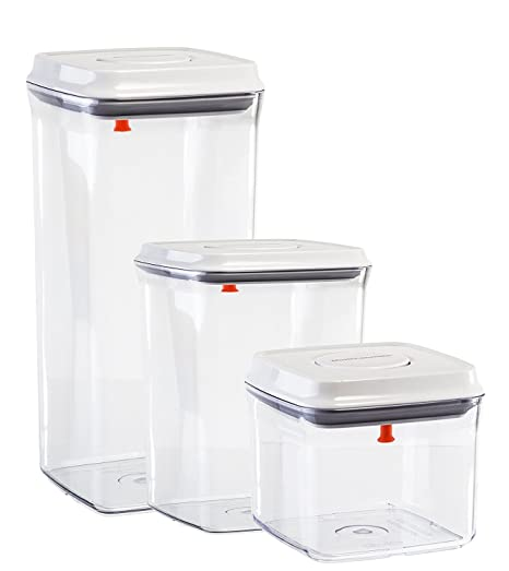 Amazon Com Gee Gadgets Gg Ak Containers 3piece 3 Pack Food Storage