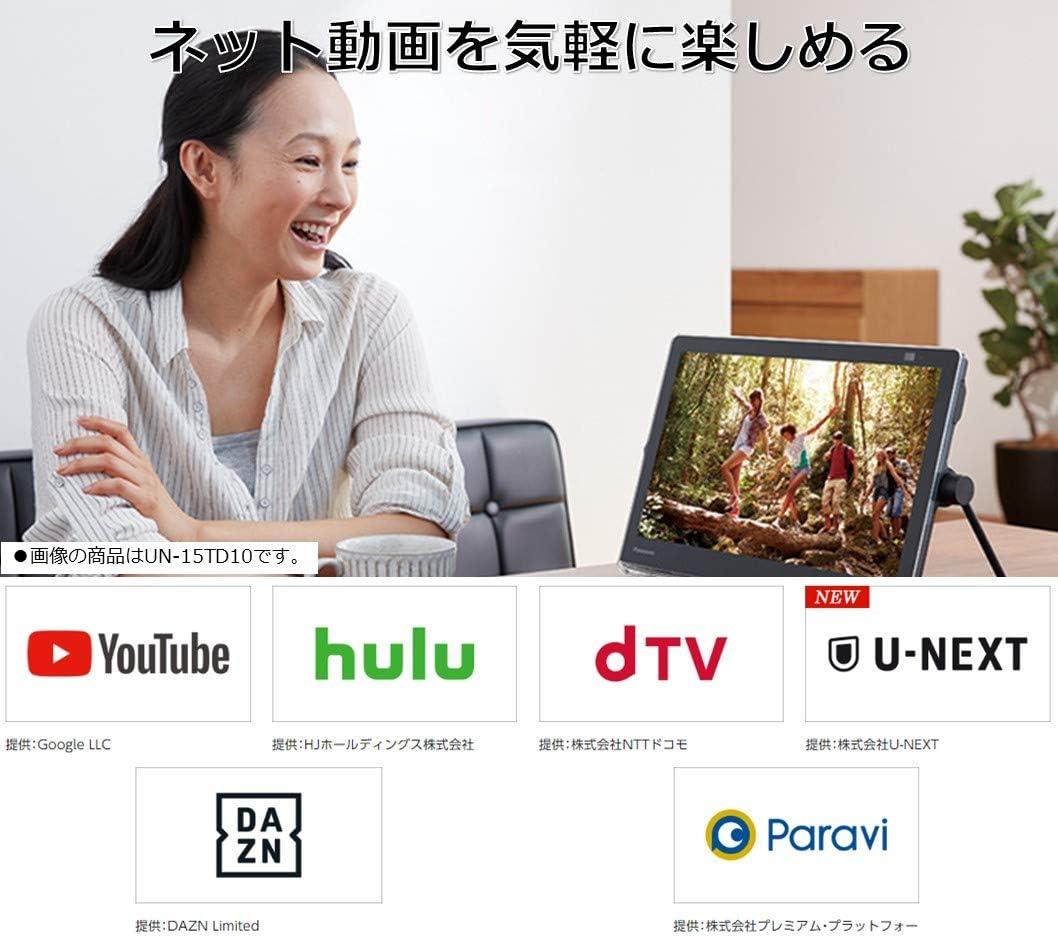 VOD対応、防水テレビ