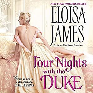 Four Nights with the Duke Hörbuch