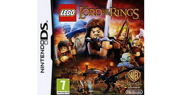 Nintendo LEGO The Lord Of The Rings - Juego (Nintendo DS, Acción / Aventura, E10 + (Everyone 10 +)): Amazon.es: Videojuegos