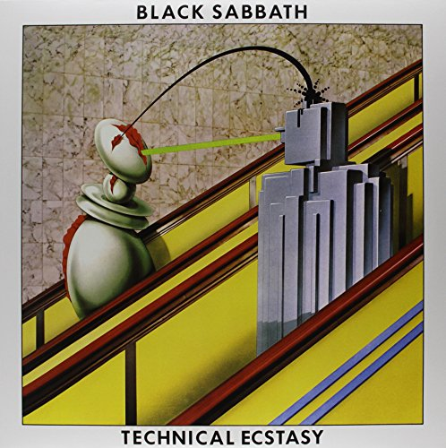Price comparison product image Technical Ecstasy (180 Gram Vinyl)
