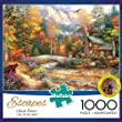 Buffalo Games Call of the Wild by Chuck Pinson Jigsaw Puzzle from the Escapes Collection (1000 Piece) by Buffalo Games, LLC
