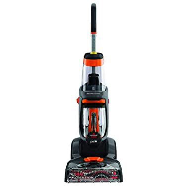 BISSELL ProHeat 2X Revolution Pet Full Size Upright Carpet Cleaner, 1548R - Color May Vary(Renewed)