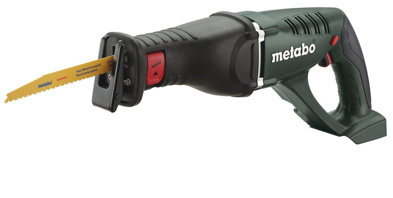 Metabo 602269850 Akku-S/äbels/äge ASE 18 LTX