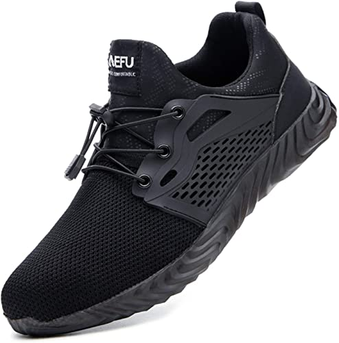 Safety Shoes Steel Toe Trainers