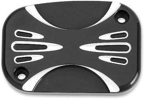 Deep Cut Arlen Ness Clutch Master Cylinder Cover Black  03-438