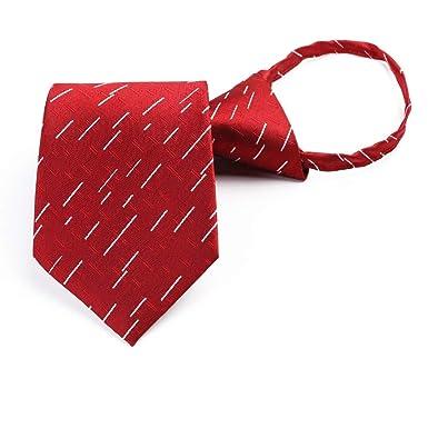 Corbatas para hombre Zipper tie 1200 pin dress trabajo profesional ...