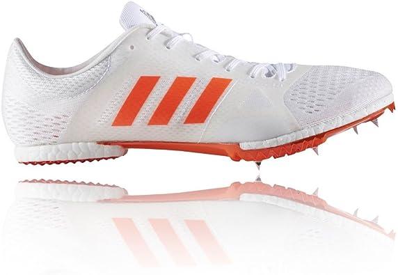 Adidas Adizero Middle-Distance Zapatilla De Correr con Clavos: Amazon.es: Zapatos y complementos