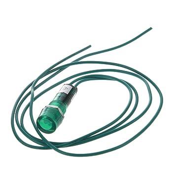 Signal Verte Neon Ac Lampe Indicateur Pilote Refurbishhouse Lumiere TlF1c3KJ5u