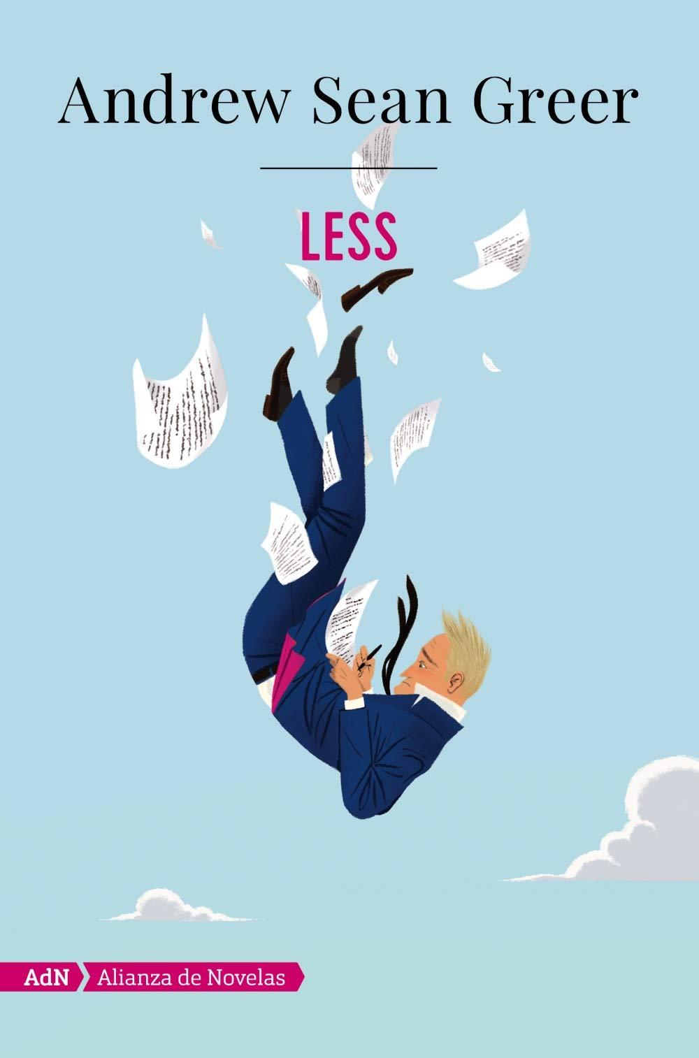 Less (AdN) (Adn Alianza De Novelas): Amazon.es: Andrew Sean Greer, Miguel  Marqués Muñoz: Libros