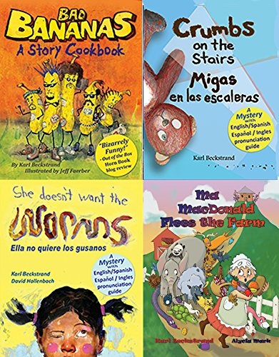 Search : 4 Food Books for Children: With Recipes & Finding Activities (4 Books for Kids)