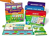 Lakeshore Math File Folder Game Libraries - K-Gr. 1 - Complete Set