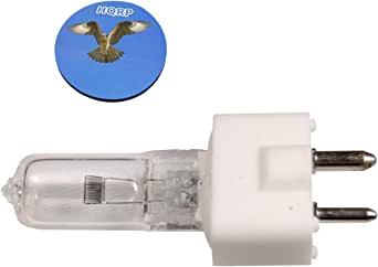 HQRP GY9.5 Halogen Light Bulb 24V 150W Dental Lamp for Ritter K141160 / Super Starlight K + HQRP Coaster