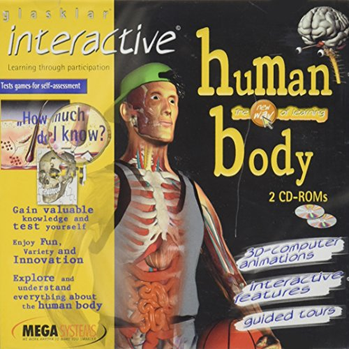 Megasystems Glasklar Interactive Human Body the new way o...