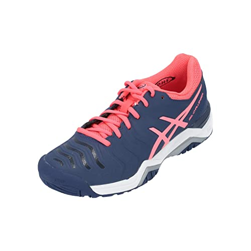 11 Damen blau Schuhe Turn Sneaker Sport ASICS Challenger Gel SpzUMV