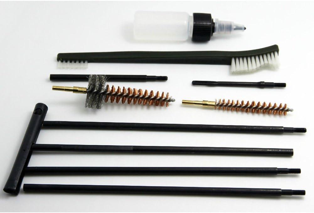 GUGULUZA Kit de Nettoyage pour Fusil de Chasse avec /étui Durable