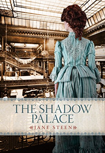 The Shadow Palace (The House of Closed Doors Book 3)