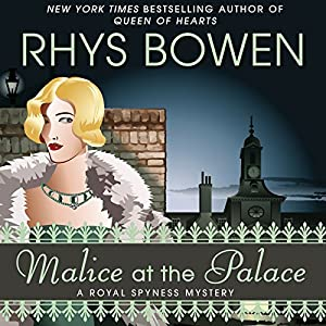 Malice at the Palace Audiobook