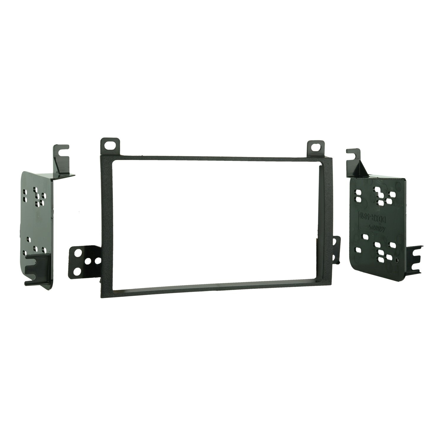 Amazon com metra 95 5810 double din installation dash kit for 2003 2007 lincoln town cars black car electronics