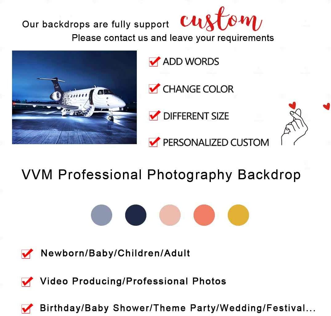 Airport Plane Backdrop Terminal Airplane Departure Background 7x5ft Photo Booth Studio Props LSVV1301