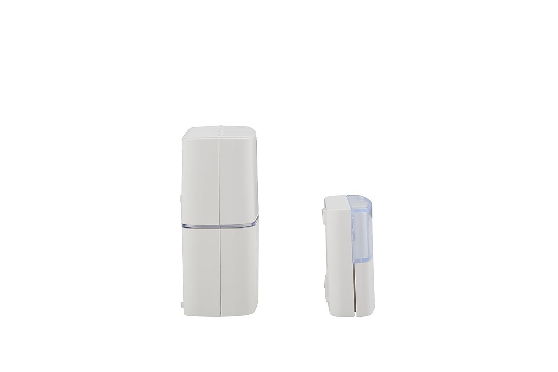 94270 blanc Sonnette sans fil Set Premium