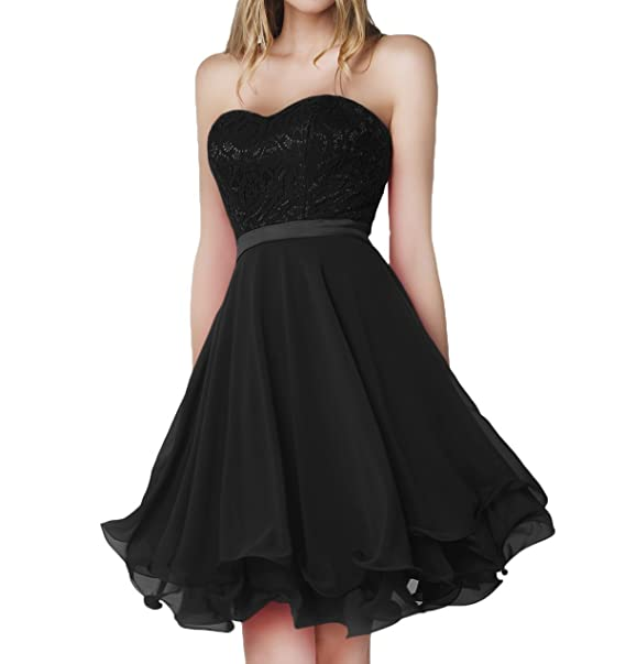 Strapless A-Line Dress