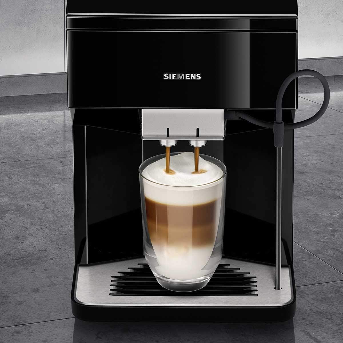 Siemens TP503R09 Cafetera espresso superautomática, EQ.500, Negro ...