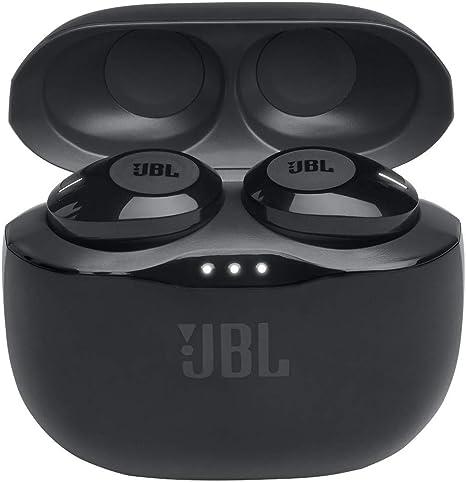 JBL Tune 120 TWS, Auriculares, Bluetooth, 1, Negro