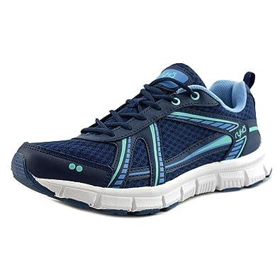 Ryka Women's Hailee SMT Navy/Blue Sneaker 6 B ...