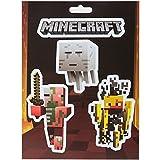 Minecraft Sticker Sheet - Mobs Nether by JINX
