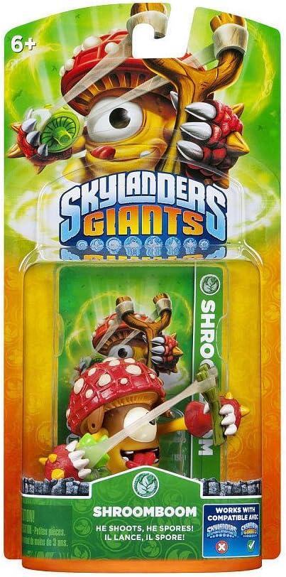 Skylanders Giants - Figura Individual Shroomboom: Amazon.es: Videojuegos