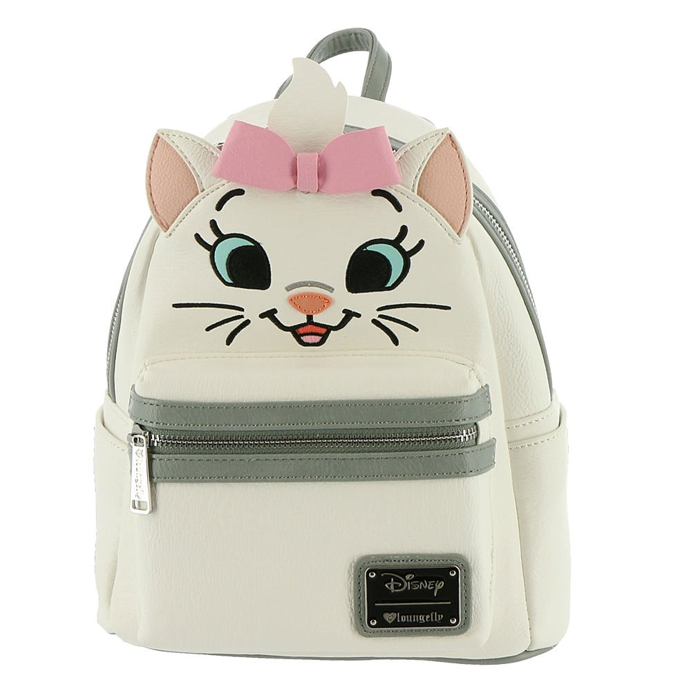 Loungefly Marie Aristocat Mini Backpack White-Pink