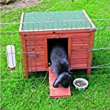 Pedigree Hide House For Rabbits & Guineas 42 × 43 × 51 Cm Chicken House