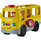 Fisher-Price Little People Sit with Me School Bus – English Edition