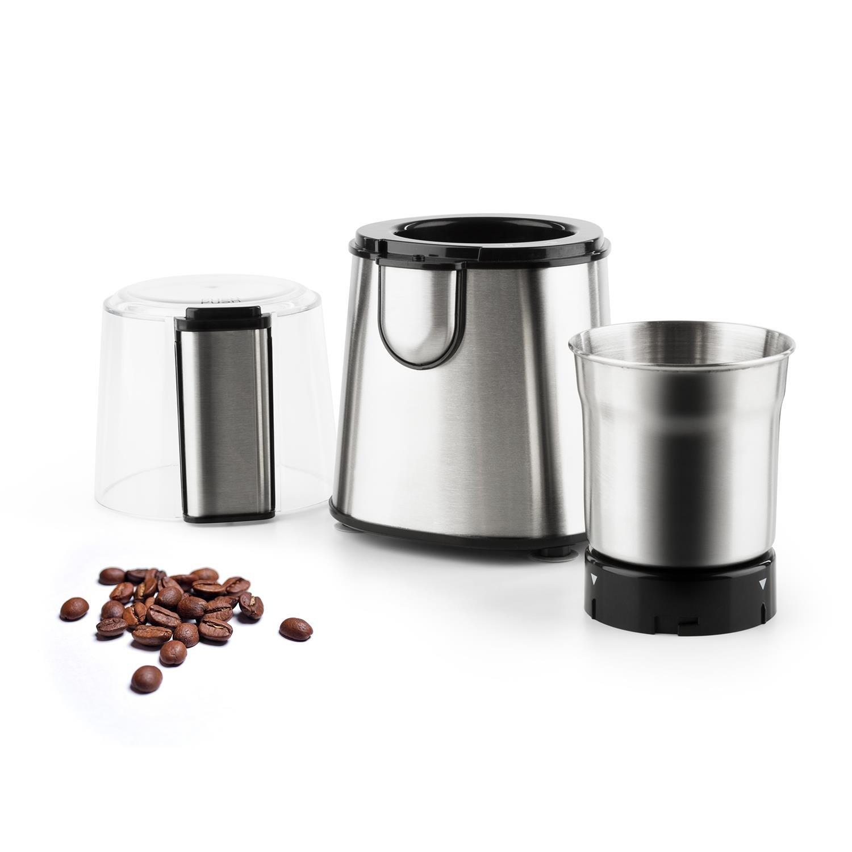 Klarstein Speedpresso • elektrische Kaffeemühle • Universalmühle ...