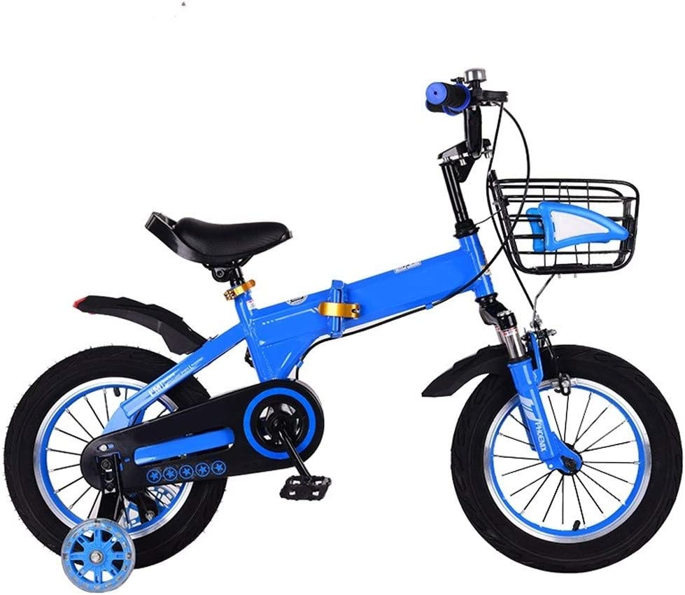 Niños Bicicleta Niño Niña 3-4-5-6-7 Años de Edad for Bicicleta ...