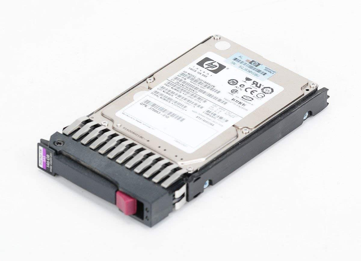 "HP 418399-001 146gb 10k SAS 2.5"" Dual Port"