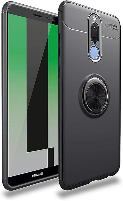 SHUYIT Huawei Mate 10 Lite Funda con Anillo Soporte, Ultra Slim ...
