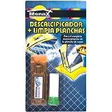 Limpia Planchas + Descalcificador. Para el completo mantenimiento de su plancha.