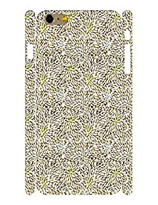 Fantastic Collection Mobile Phone Case With Little Floral Pattern Drop Proof Case Cover for Iphone 6 (4.7-inch)