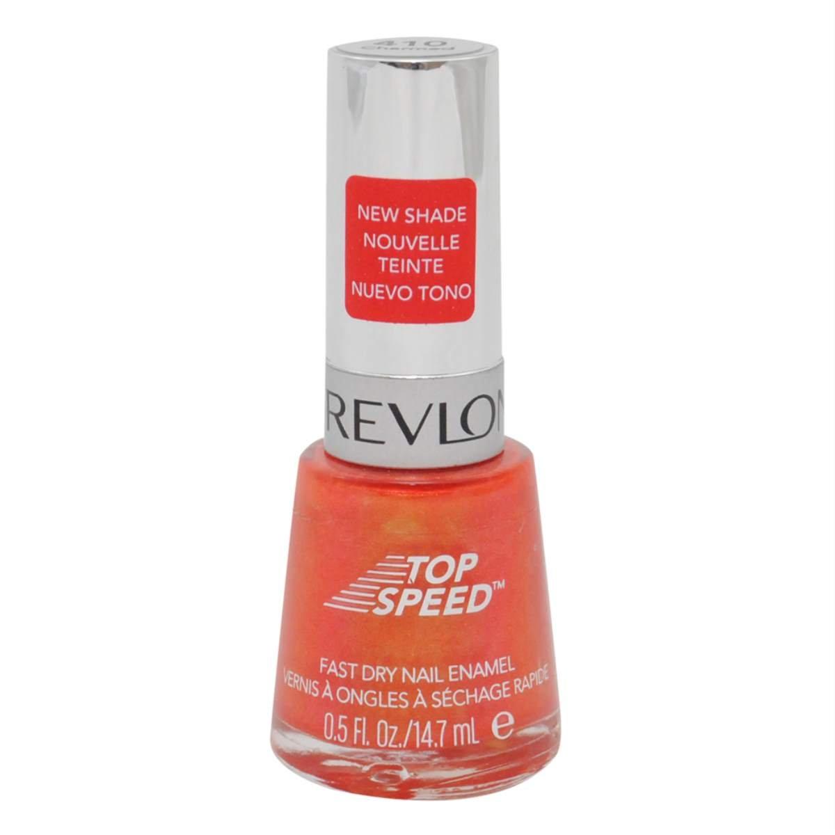 Revlon Top Speed Fast Dry Nail Enamel - 410 Charmed