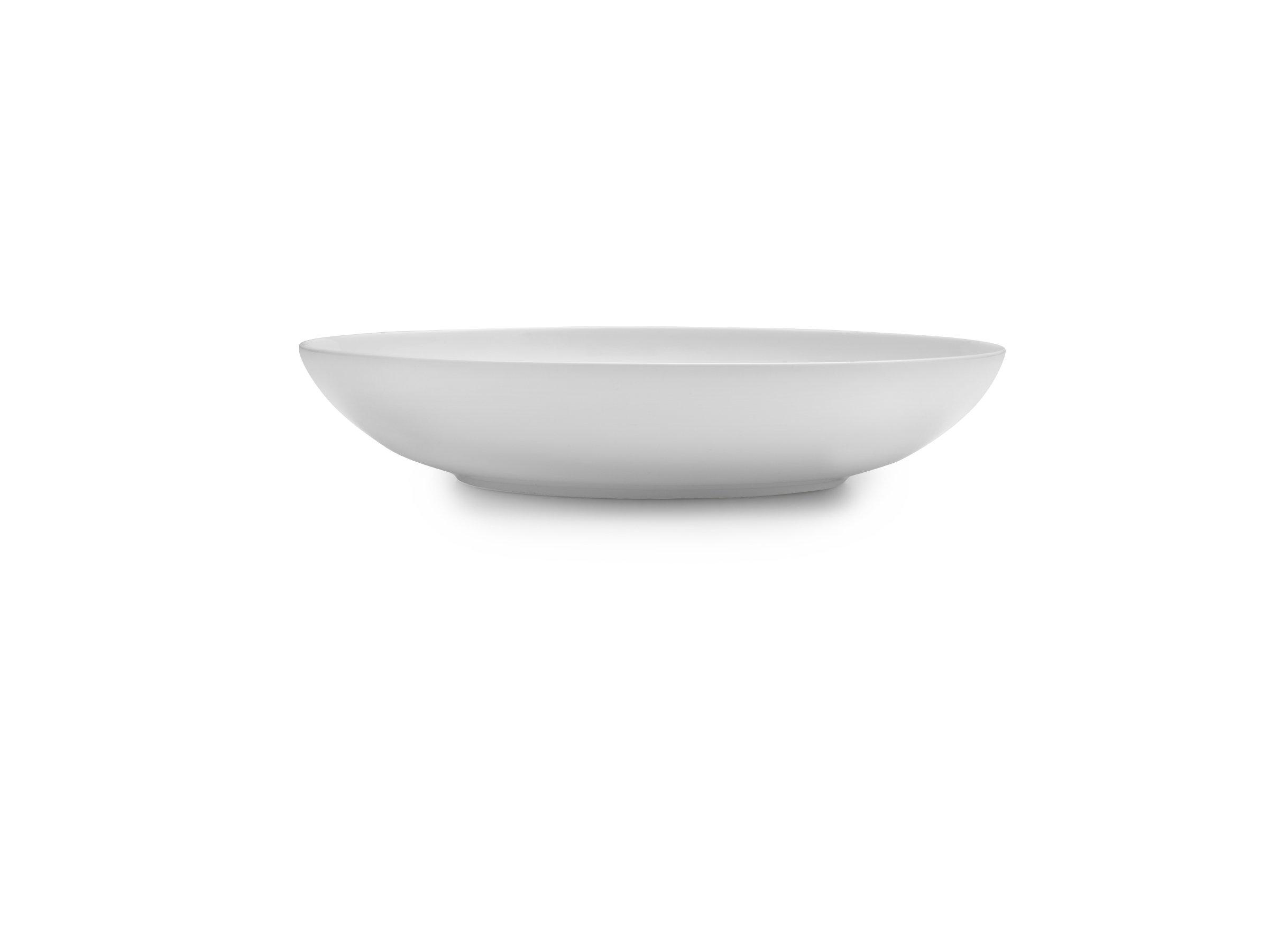 Mikasa Delray Bone China Pasta Bowl, 9-Inch, Set Of 4