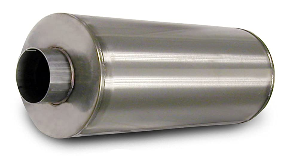5. CORSA 8004000 Stainless Steel Muffler with 4