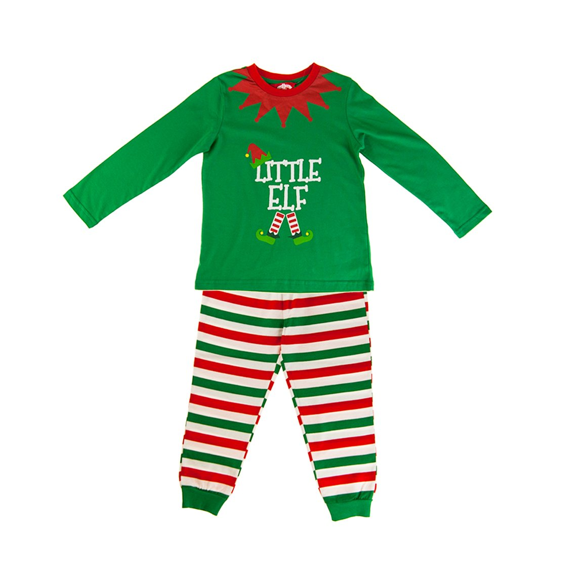 09ea858bba9d Made By Elves Elf Pyjamas Christmas Family PJs - Dad