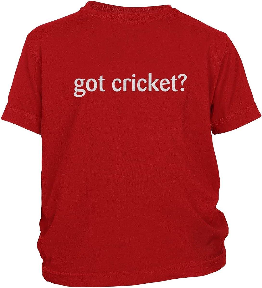 shirtloco Boys Got Cricket Youth T-Shirt