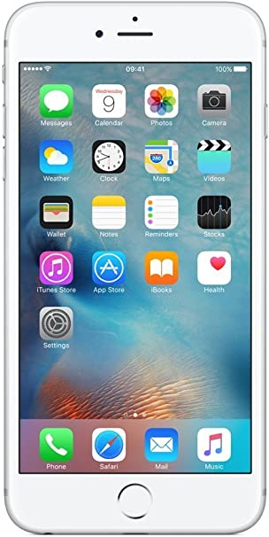 Apple iPhone 6s Plus 64GB Plata (Reacondicionado): Amazon.es ...