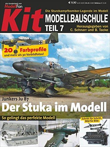 KIT-Modellbauschule Teil 7: Der Stuka im Modell