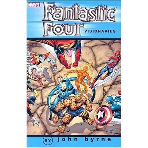 Fantastic Four Visionaries - John Byrne, Vol. 2 (Fantastic Four Visionaries by John Byrne)